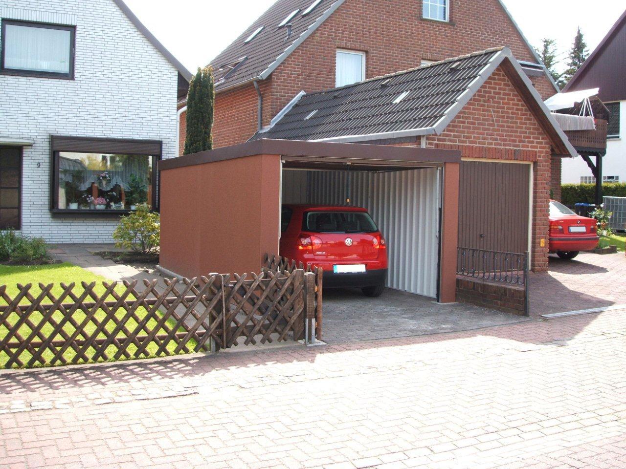 Carports U0026 Garagen Lengemann   Leistung Baugenehmigung
