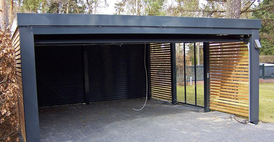 holzcarports stahlcarports betongaragen stahlgaragen. Black Bedroom Furniture Sets. Home Design Ideas